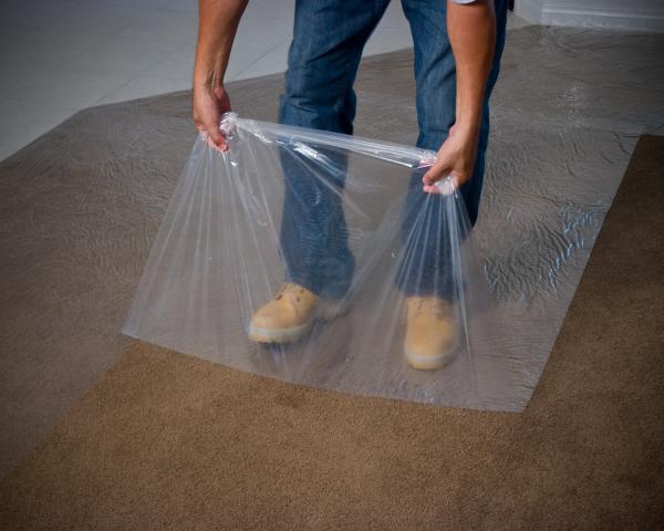 Self Adhesive Carpet Plastic