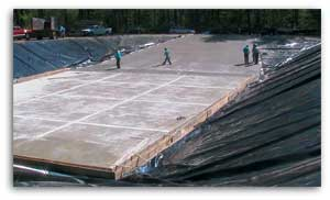 Water Pond, Irrigation Canal & Waste Containment Liners