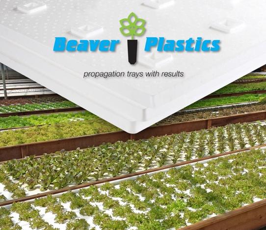 Beaver Plastics Lettuce Raft