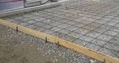 Vapor barrier for concrete