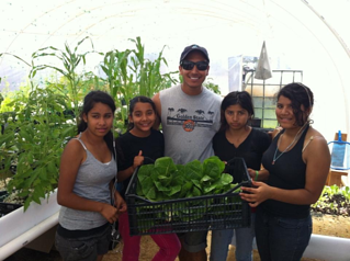 Aquaponics success in Mexico
