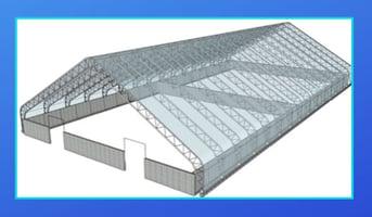 Apex fabric building
