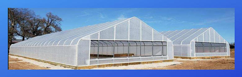 Commercial greenhouses use SolaWrap