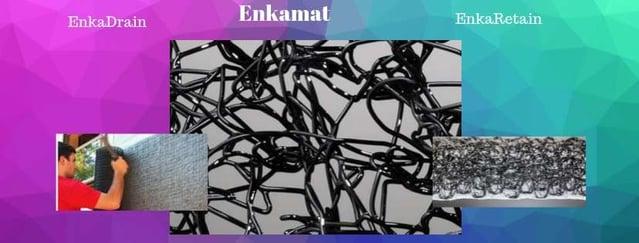 Enkamat-Enkadrain-EnkaRetain