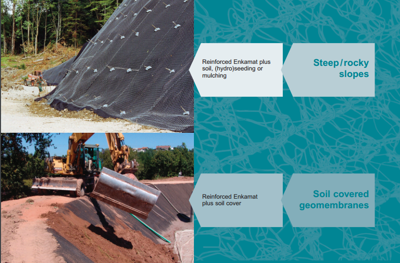 Enkamat Erosion Control General Brochure