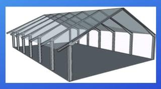 Fabaric Building Rigid beam series