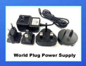 Grow Lights world plug power supply