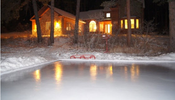 Ice Rink Liner For Backyard ...