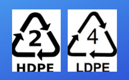 Low Density Polyethylene versus High Density Polyethylene