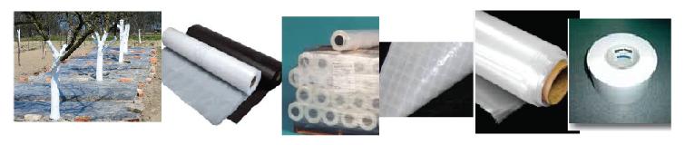 Plastic Sheeting Roll Black Clear White Plastic Sheeting