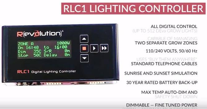 RLC1 Lighting controller-1
