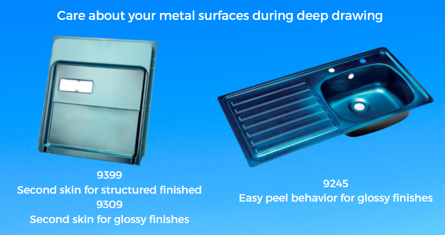 Deep Drawing Surface Protection Plastic