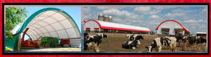 Cost effective agricultural buildings