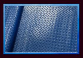Fire retardant plastic sheeting