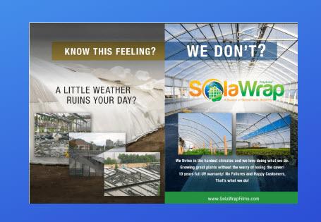 SolaWrap Ad
