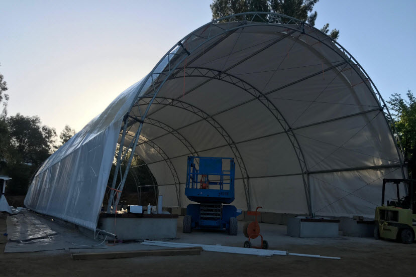 SolaWrap Greenhouse