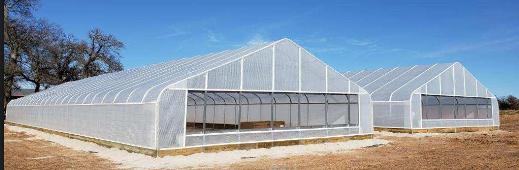 Commercial Greenhouse- what is it?