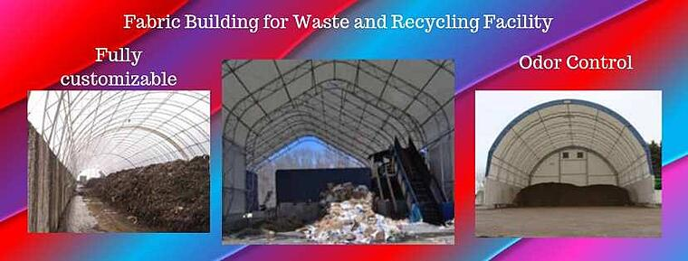 Fabric Building for Waste and Recycling