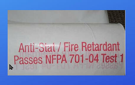 anti stat ASFR 6 mil white