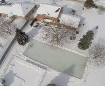 ... Bacluard Ice Rink Iron Sleek