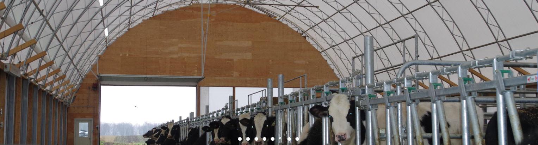 dairy barn fabric building