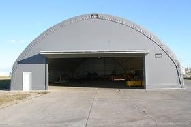 Britespan Airplane Hangar Solutions