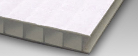 GPS Corrugated Plastic FR Boards/Sheets