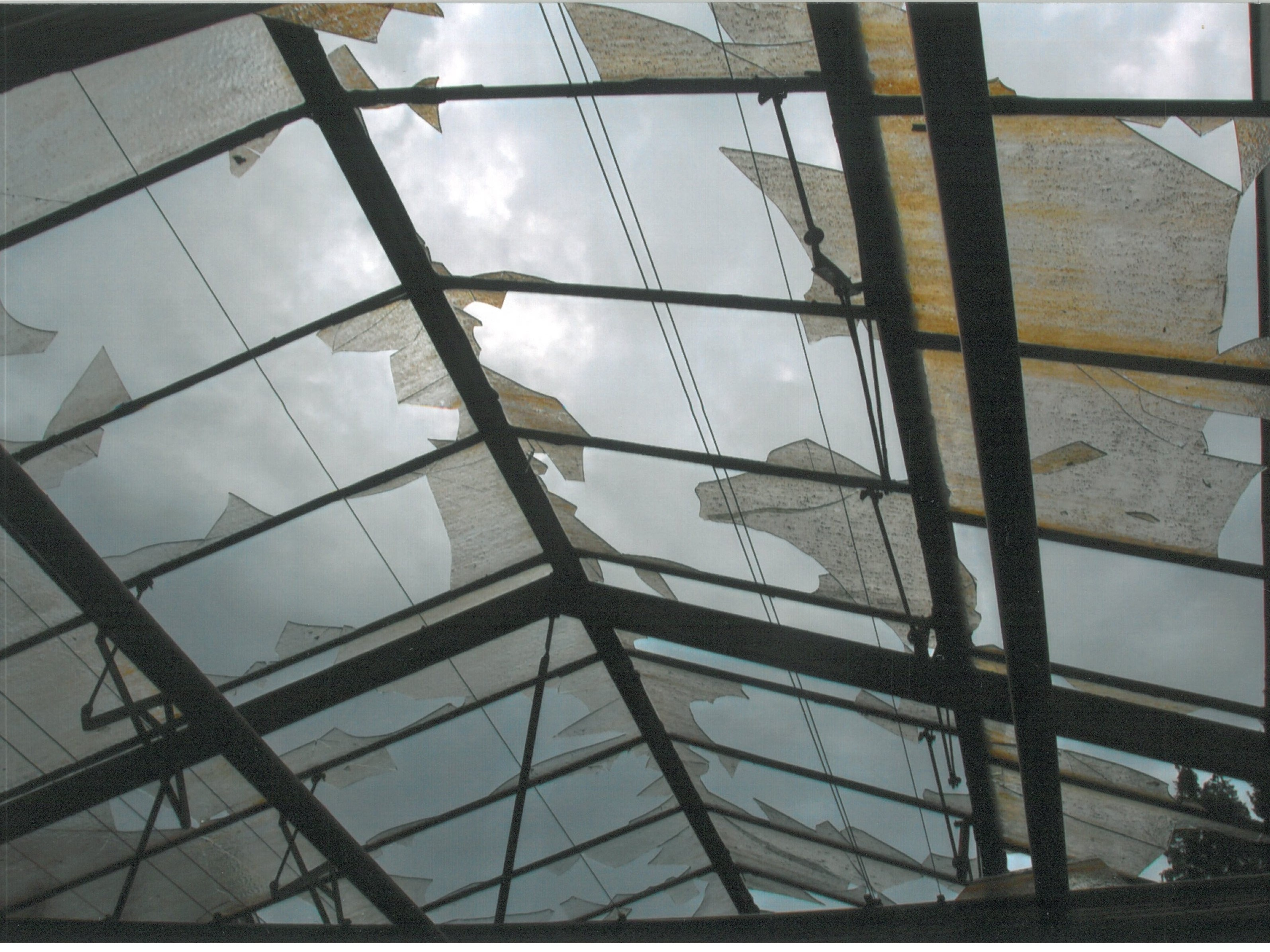 Greenhouse Roofing After Hail