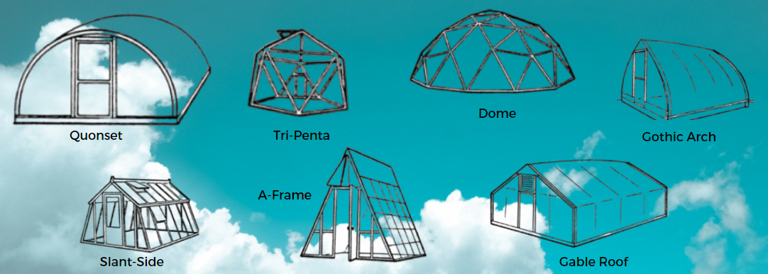 Greenhouse structure styles 760 597 9298