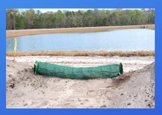 Ultra-Erosion Guard® Call 760 597 9298 Global Plastic Sheeting, Inc
