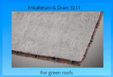 Water Retention Fabric EnkaRetain 3211