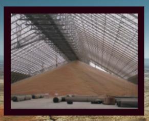 Storage Solutions- bulk sand, fertilizer