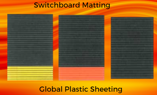 Switchboard matting =No electrocution!