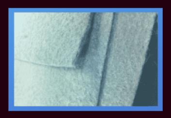 Non-woven Polypropylene Geotextiles for Drainage