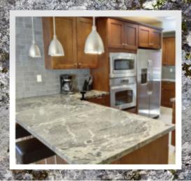 Granite plastic- granite protection 760 597 9298