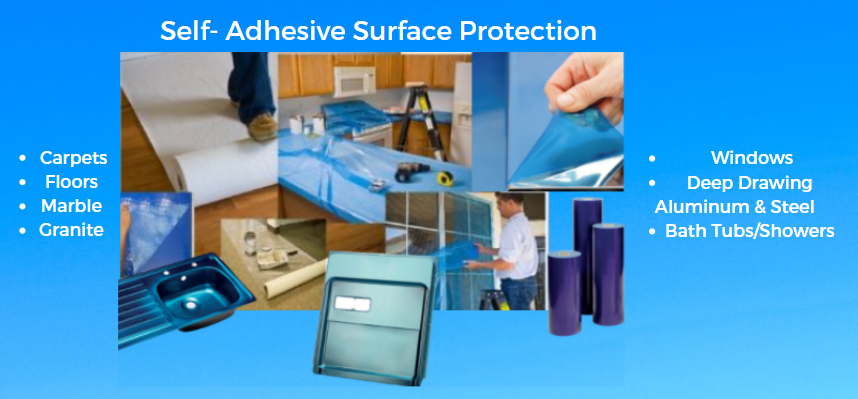 Surface Protection Self Adhesive