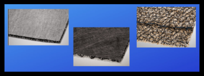 Subsurface Drainage Mat Composites