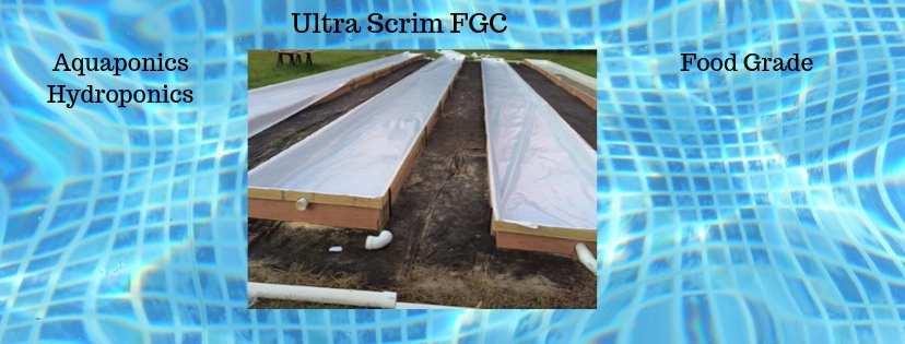 Food Grade aquaponics liner FGC